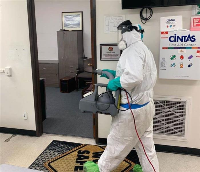 infection sanitization cleaning